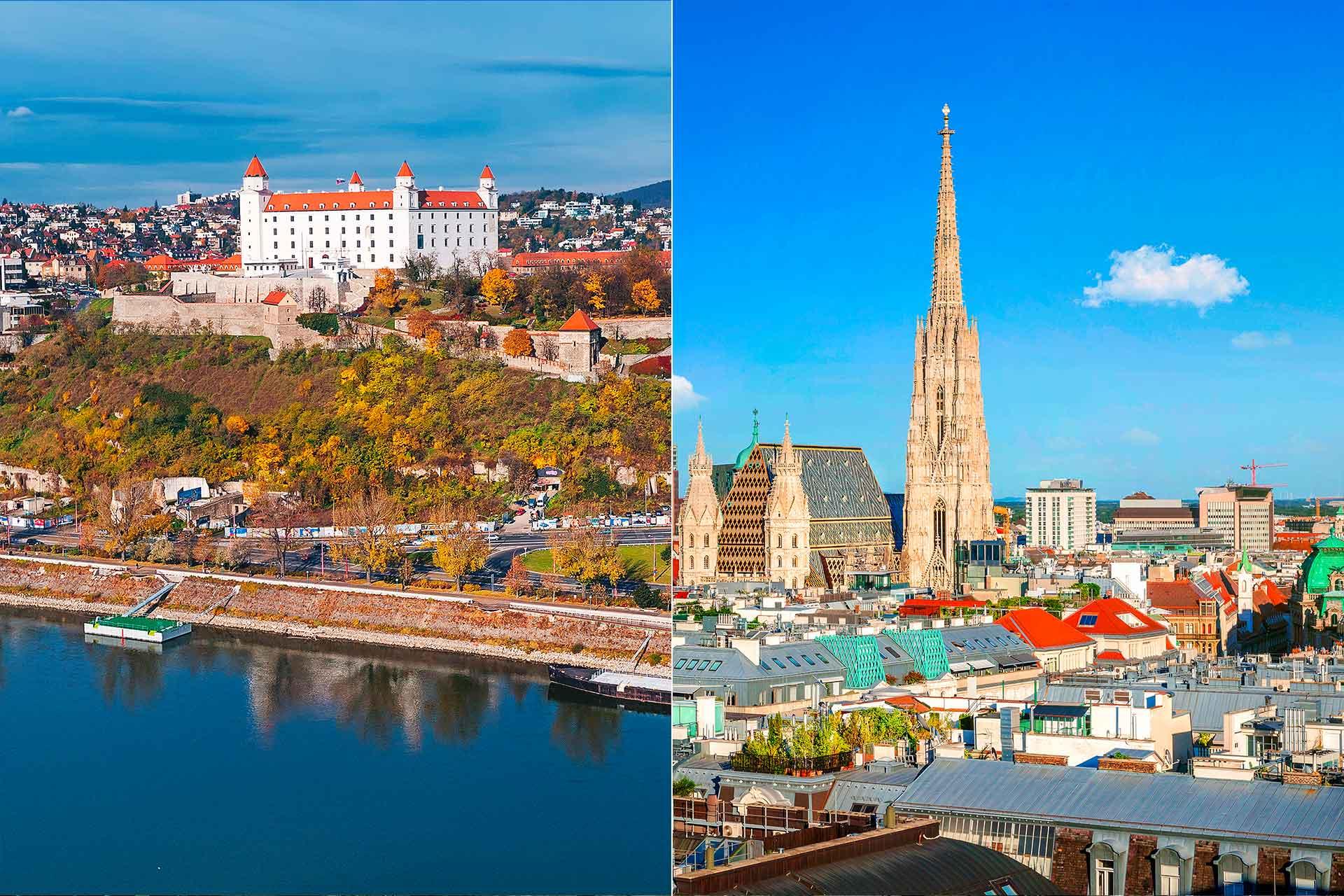 Wien & Bratislava